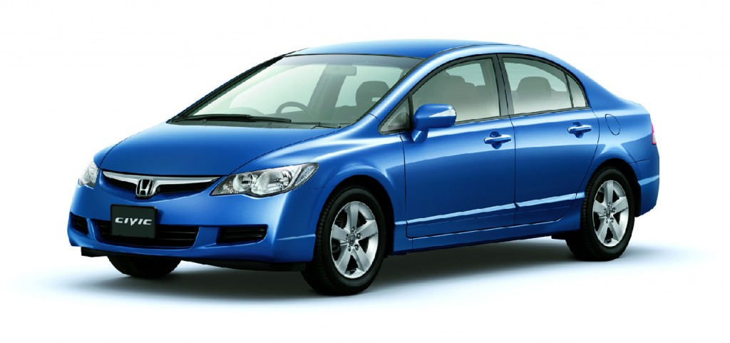 Honda Civic gen08