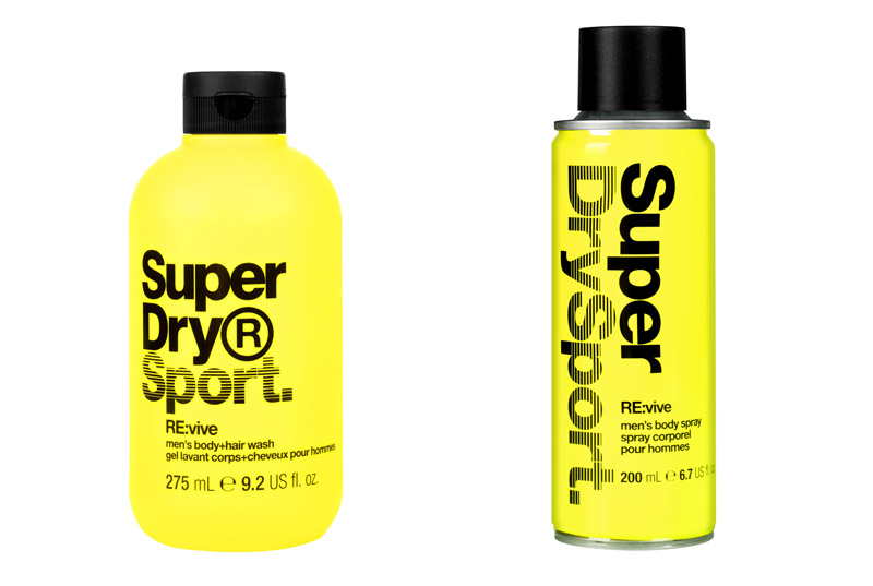 Superdry Sport RE vive_men's body and hair wash-horz