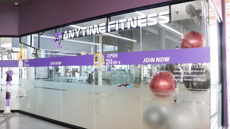 Anytime Fitness - Gym Entry - Inside