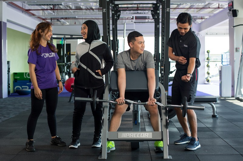 Anytime Fitness - Member Group & Staff