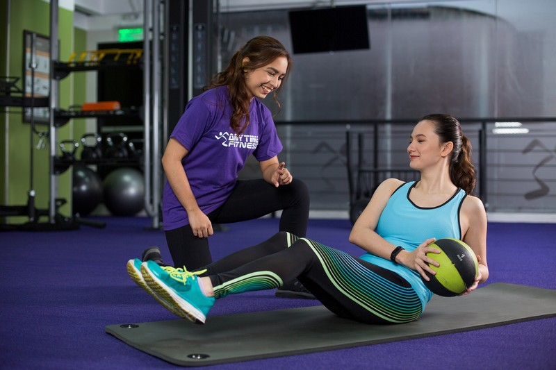 Anytime Fitness - Member & Staff