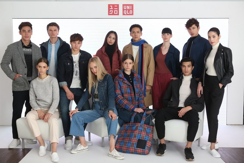 UNIQLO Fall Winter 2017