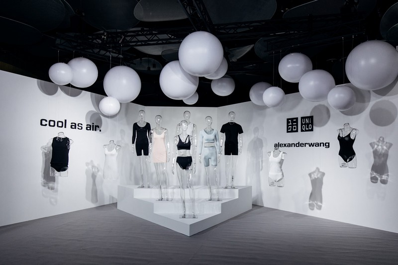 UNIQLO and alexanderwang AIRism Launch Event in Taipei (2)