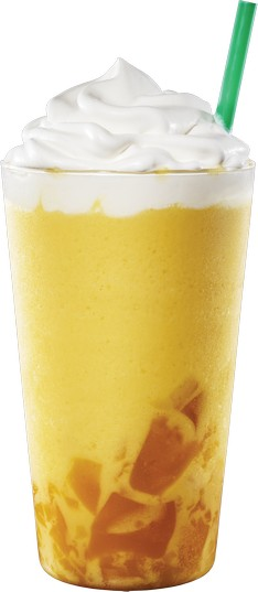 Mango Mango Frappuccino Blended Beverage