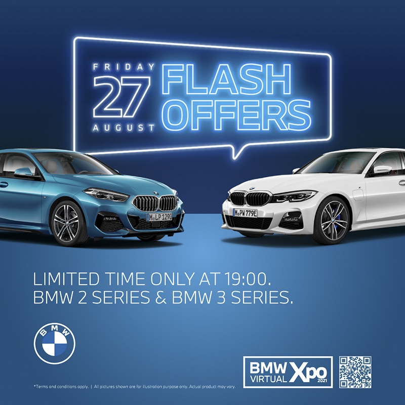 Flash offer August 27