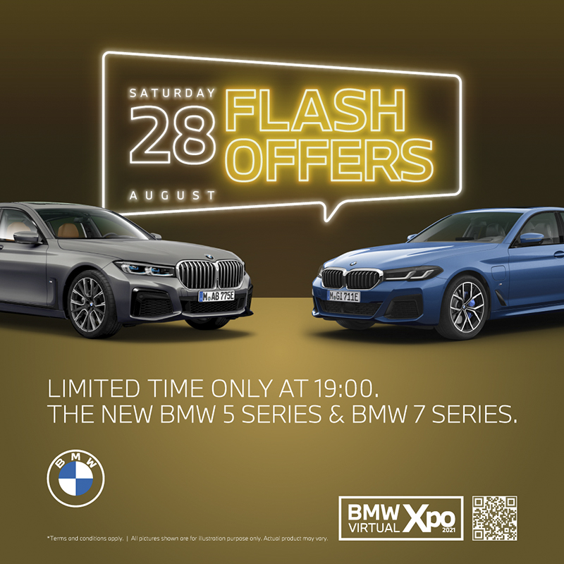 Flash offer August 28