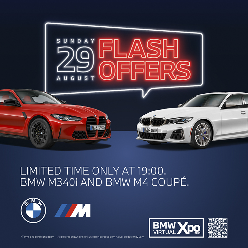 Flash offer August 29