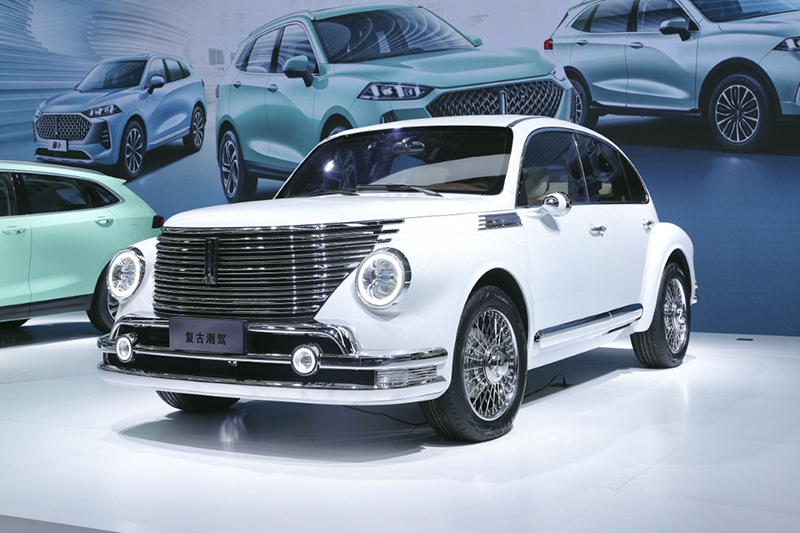 12.Concept Car_ A new generation of Intelligent Retro of WEY (2)